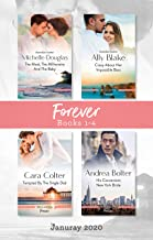 Forever Box Set 1-4 Jan 2020/The Maid, the Millionaire and the Baby/Crazy About Her Impossible Boss/Tempted by the Single Dad/His Conv
