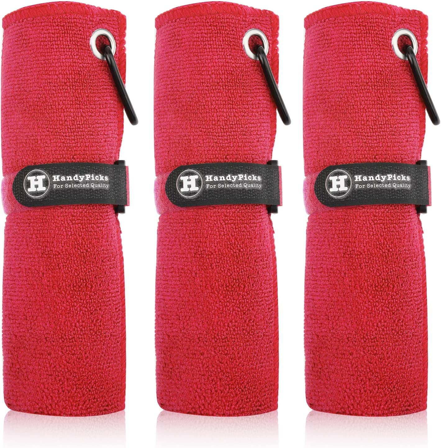 Handy Challenge the lowest price of Japan Picks Microfiber Golf Towel Cli X Carabiner Finally resale start with 16
