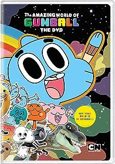 CN: Amazing World Gumball - The DVD
