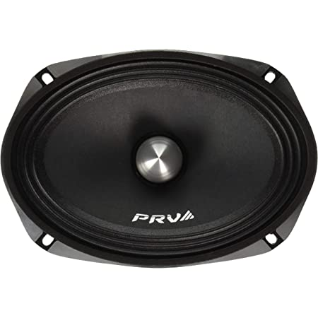 PRV EX4.6 PRO 4 Way Electronic Crossover 4 in 6 RCA Output 9V RMS Car Audio
