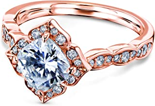 Amazon Com Women S Engagement Rings 800 1 000 Rose Gold Engagement Rings Wedding Clothing Shoes Jewelry