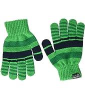Jack Wolfskin Cross Knit Gloves (Infant/Toddler/Little Kids/Big Kids)