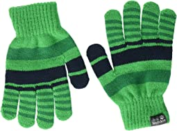 Jack Wolfskin - Cross Knit Gloves (Infant/Toddler/Little Kids/Big Kids)