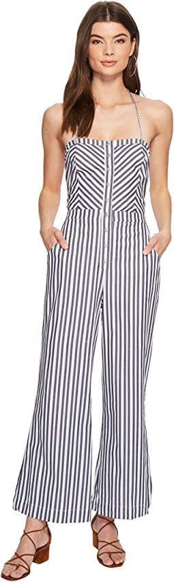 The Jetset Diaries - Cornflower Jumpsuit