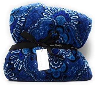 Vera Bradley Plush Throw Blanket, Fleece