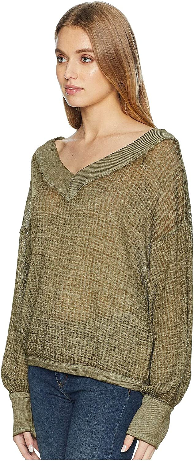 Free People Womens South Side Thermal