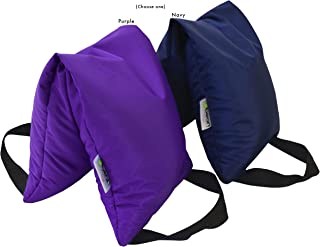 Bean Products 10 LB Yoga Sandbag Filled Two Handle Design - Made in USA