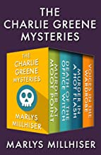 The Charlie Greene Mysteries: Murder at Moot Point, Death of the Office Witch, Murder in a Hot Flash, and Voices in the Wardrobe