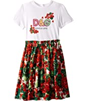 Dolce & Gabbana Kids - L5JD1KG7TRMS9000 (Big Kids)