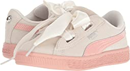 Puma Kids Suede Heart Jewel (Little Kid)