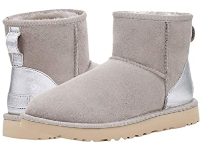 UGG Classic Mini II Metallic (Goat) Women