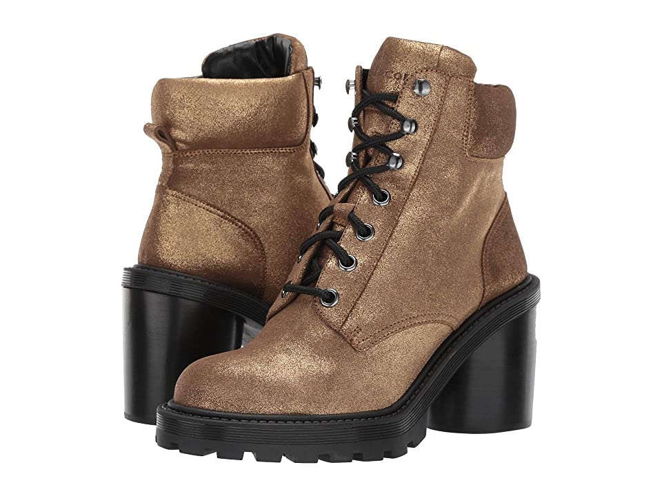 Marc Jacobs Crosby Hiking Boot (Gold) Women