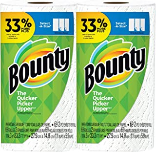 Bounty Select-A-Size, 2-ply 69 Sheets Paper Towel Big Roll