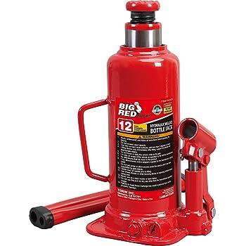 Jack 8 Ton High Range Bottle Jack D51013  100/% USA made U.S