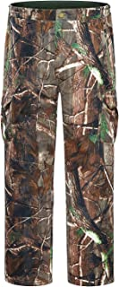 NEW VIEW Hunting Pants for Men Water Resistant Hunting...