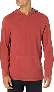 Amazon Brand - Goodthreads Men's Heritage Wash Long-Sleeve Pullover Hoodie T-Shirt