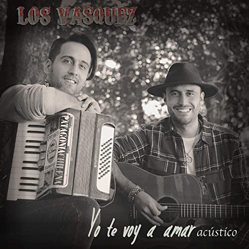 Yo Te Voy A Amar By Los Vasquez On Amazon Music