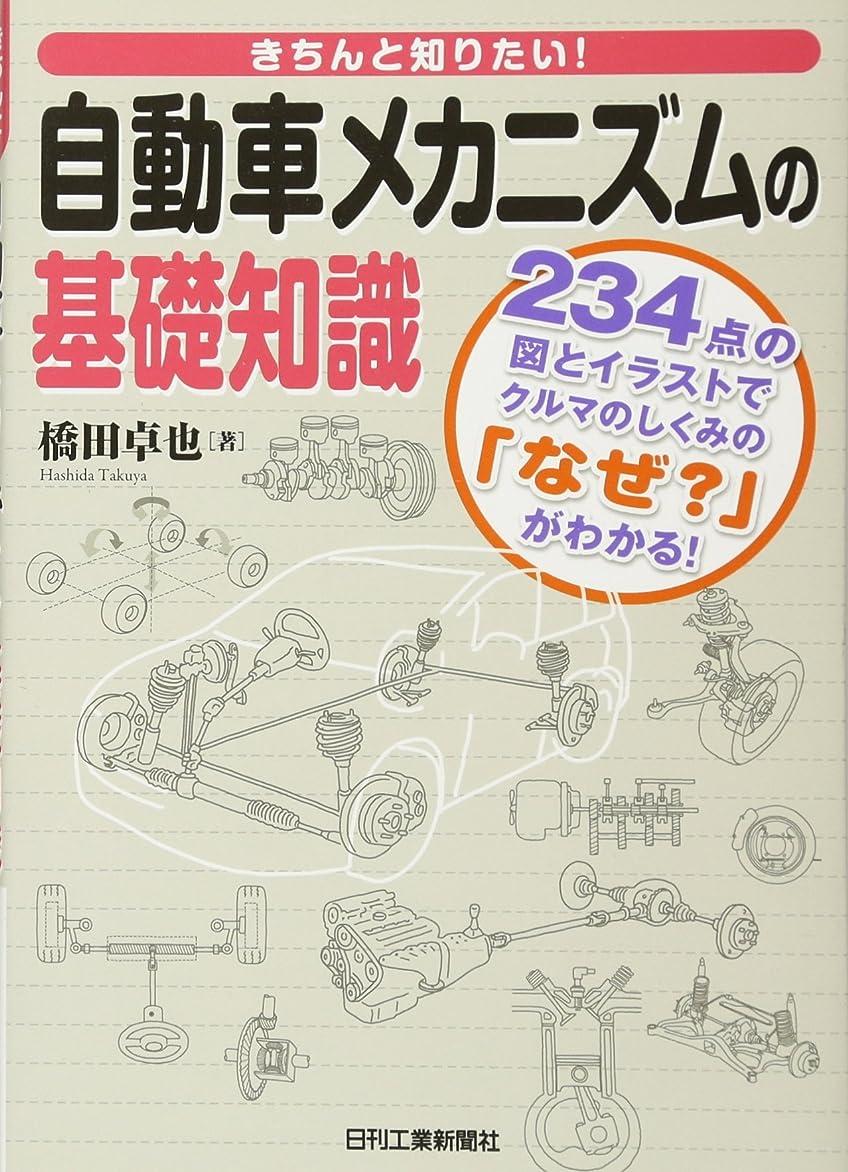 もろい全く数学きちんと知りたい 自動車メカニズムの基礎知識