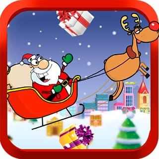 Santa Christmas Village