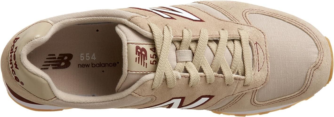 Amazon.com | New Balance Classic Men's Classic M554 Running Shoe ...