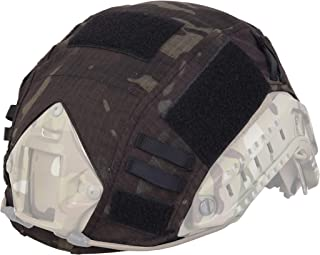 EMERSONGEAR Tactical Helmet Cover Camouflage Combat Helmet Accessories for Airsoft Paintball Gear Fast Helmet BJ/PJ/MH