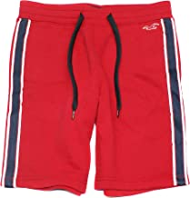 Hollister Men's Graphic Fleece Jogger Shorts HOM-1