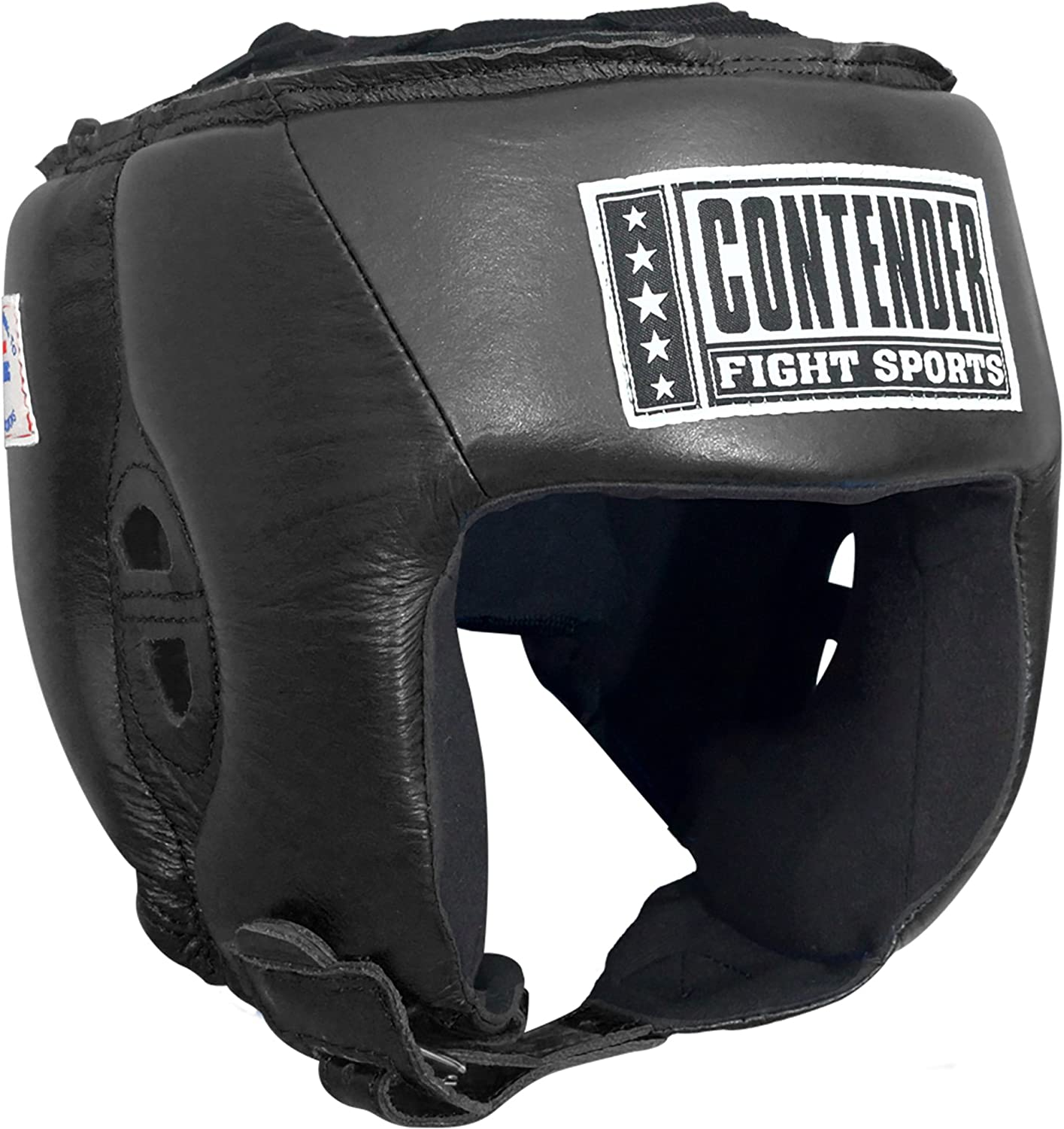 Contender Fight Sports Competition Cheek Boxing Headgear without Cheap mail Latest item order specialty store