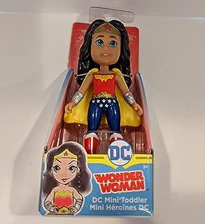 DC Mini Toddler Super Hero Girls Wonder Woman 3