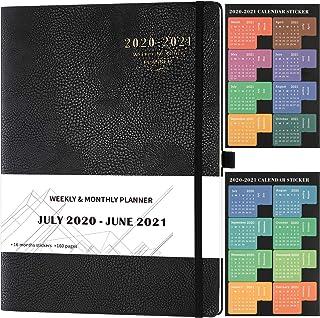 15x21cm Kalender 2020 2021 A5 Terminplaner von Juli 2020 bis Juni 2021