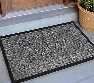Front Door Mats Outdoor 30x18, Doormats for Outdoor Entrance Home, Welcome Mats Outdoor Mats for Back Door Waterproof, Cut...