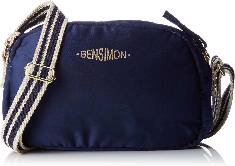 Bensimon Women's Round Bag CrossBody Bag