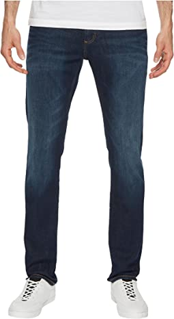 Tommy Jeans - Scanton Slim Fit Jeans in Dynamic True Dark Stretch