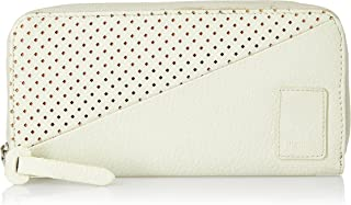 Puma Oatmeal White Synthetic Women's Wallet (7409902)