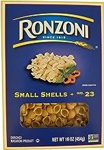 Ronzoni Small Shells Non GMO 16 Oz. Pack Of 3.