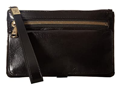 Hobo Roam (Black) Wristlet Handbags