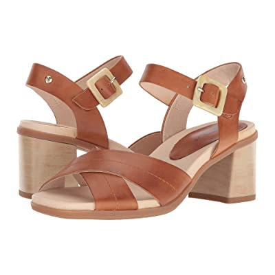 Pikolinos Denia W2R-1638 (Brandy) Women