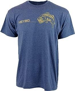 Heybo Pro Bass Silhouette Short Sleeve T-Shirt