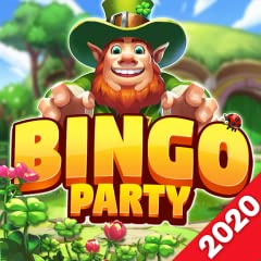 Game Features: Realtime multiplayer! Play with more than 10,000 players at a time! Join elite to play up to 8 cards! Over 30 bingo rooms! We will be rolling out more rooms! 500 Tickets & 30 powerups to start off. Each day you have another 150+ ticket...