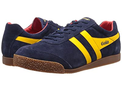 Gola Harrier (Navy/Sun/Red) Men