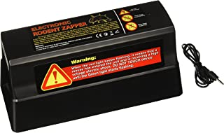 Electronic Rat Mouse Rodent Trap Zapper (Without Adapter)