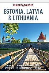 Insight Guides Estonia, Latvia and Lithuania (Travel Guide eBook) Kindle Edition