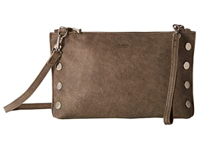 Hammitt Getty (Grey) Cross Body Handbags