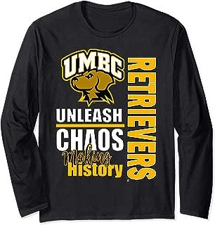 UMBC Retrievers University Basketball - Long Sleeve T-Shirt