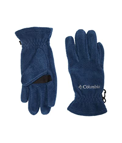 Columbia Kids Thermaratortm Glove (Big Kids) (Collegiate Navy) Extreme Cold Weather Gloves