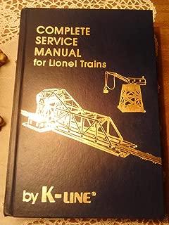 k line by lionel trains