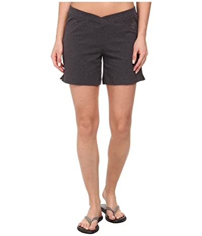 Stonewear Designs Stonewear Shorts (Heather Gray) Women