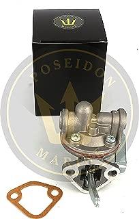 Poseidon Marine Fuel Pump for Yanmar 2GM 3GM 3GMD 3HM RO: 128270-52010 121256-52021