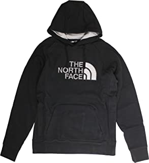 68302ed59729 The North Face M Avalon Half Dome Hoodie Pullover TNF Black Zinc Grey  Stripe Mens