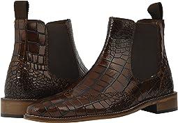 Frontera Croc Wingtip Chelsea Boot