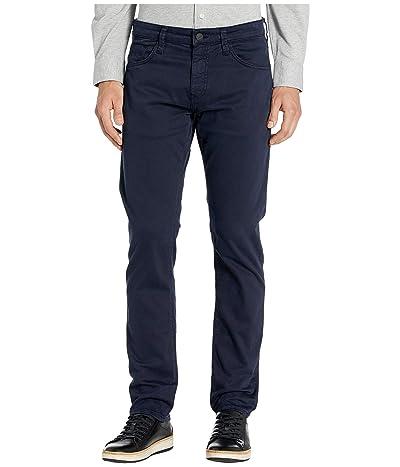 Mavi Jeans Jake Regular Rise Slim Leg in Dark Navy Twill (Dark Navy Twill) Men
